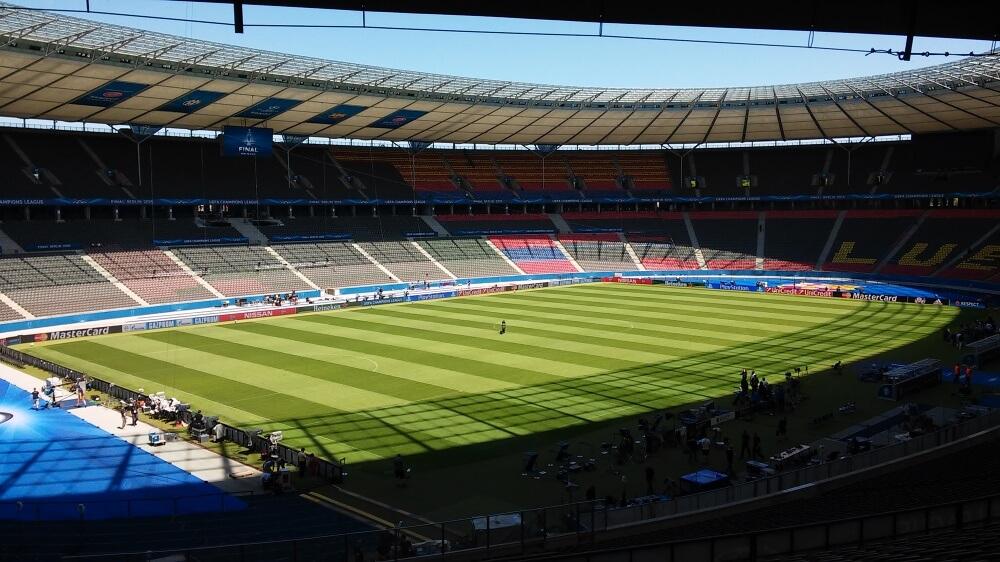 Stadiony ekstraklasy po EURO 2012
