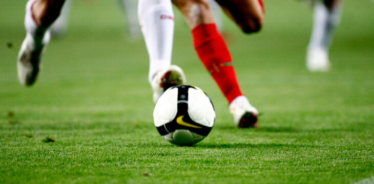 Wychowanie gwiazdy footballu